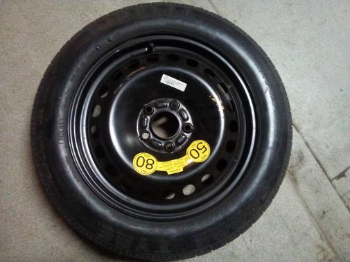 Запасное колесо (докатка)