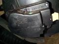 Электродвигатель привода заслонки
